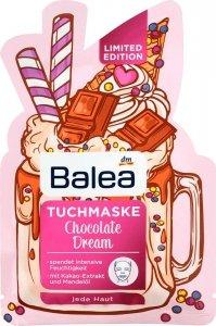 Balea Shocolate Dream maseczka w płachcie 1szt