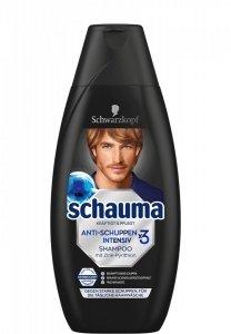 Schauma Men Przeciwłupieżowy Intensiv szampon włosów 400 ml
