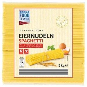 EFS Makaron Jajeczny Durum Spaghetti na Jajkach 5kg