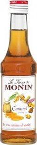 Monin Syrop Karmelowy Kawa Drinki Napoje 700ml