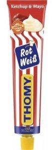 Thomy 2w1 Ketchup Majonez 200ml Niemcy