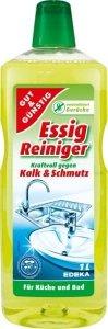 GG Płyn do podłóg Essig Reiniger Octowy 1L DE