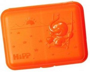 Hipp Pojemnik Pudełko Box Spacer Śniadanie Pomarańcz NEW