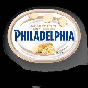 Philadelphia Serek śmietankowy z chrzanem 175g