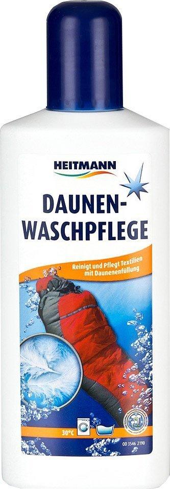 Heitmann żel do prania tekstyliów z puchem DE