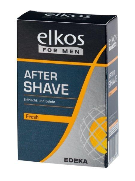 Elkos Woda chłodząca toaletowa po goleniu Fresh DE