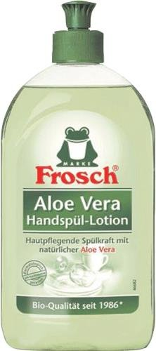 Frosch koncentrat do mycia naczyń Aloe Vera 500 DE