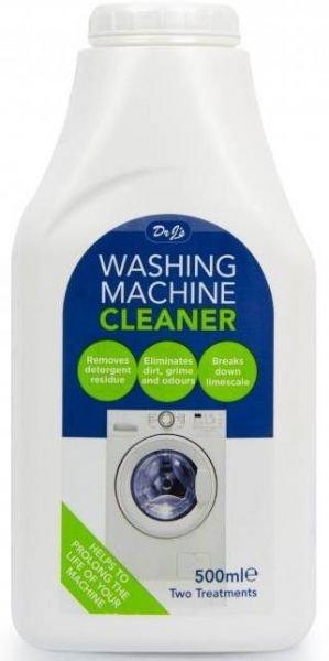 Dr J's czyścik odkamieniacz do pralki 500ml UK