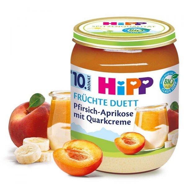 hipp-brzoskwinie-morele-twarożek-10m