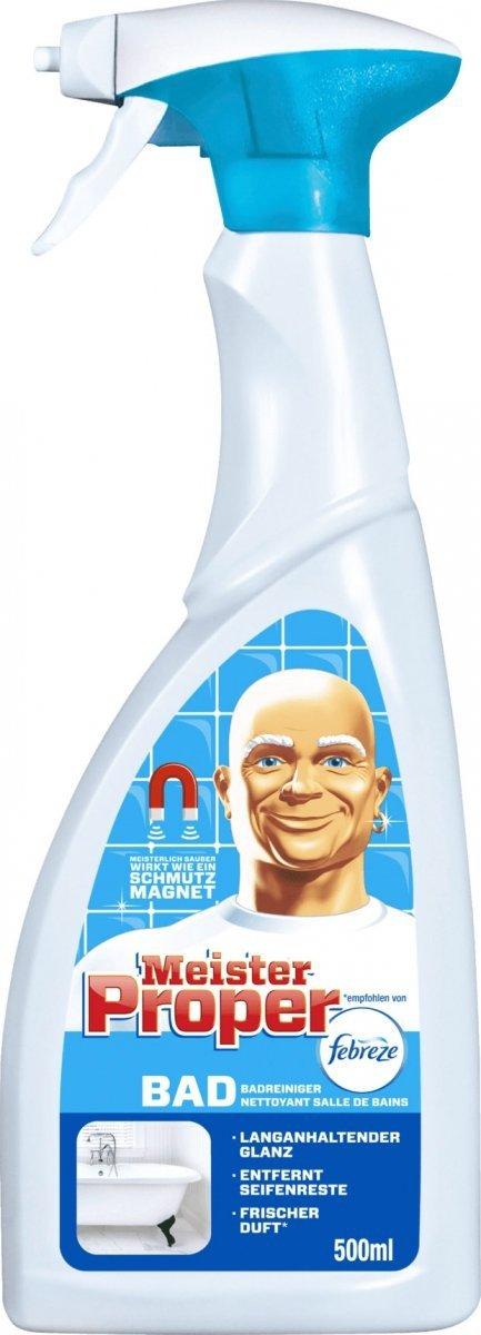 Proper BAD spray do czyszczenia łazienki