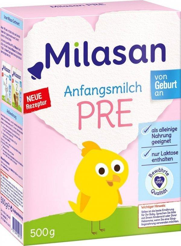 milasan-pre-500g-mleko-początkowe-od-urodzenia