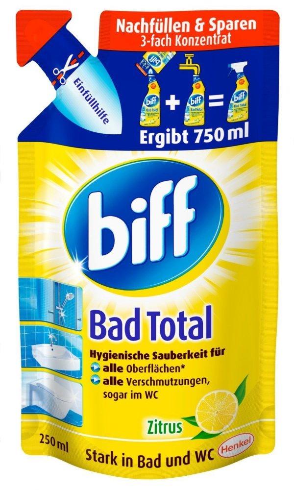 Biff Bad Total Lemon KONCENTRAT Łazienek Uzupeł