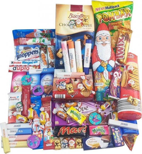 prezent-paczka-słodyczy-z-niemiec