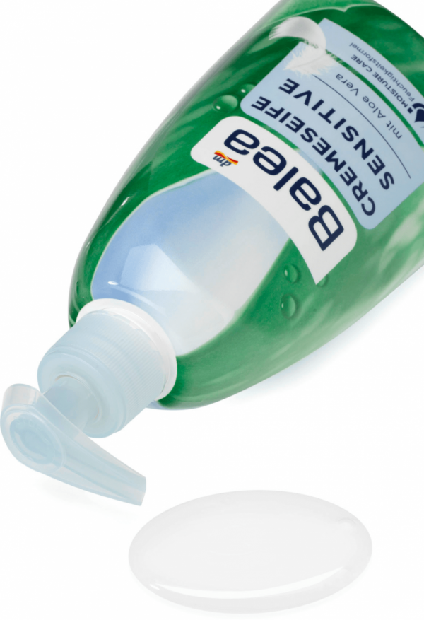 Balea Mydło w płynie Sensitive dla alergików 500ml