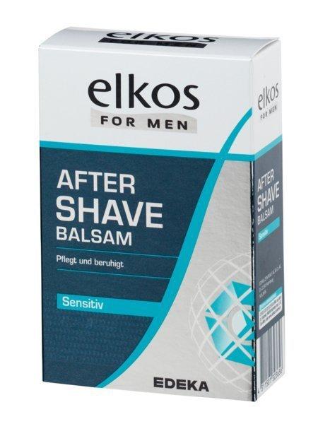 Elkos Niemiecki Balsam po goleniu Sensitiv 0 alkoc