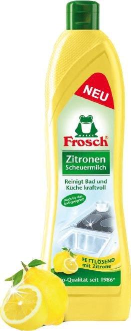 Frosch mleczko cytrynowe do czyszczenia kuchni DE