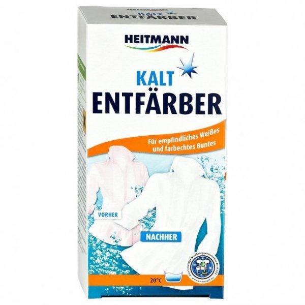 Heitmann odbarwiacz tkanin białych i kolorowych 100g DE