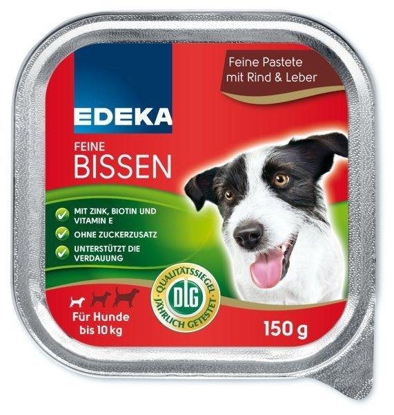 ED karma pasztet dla psa Wołowina Wątróbka