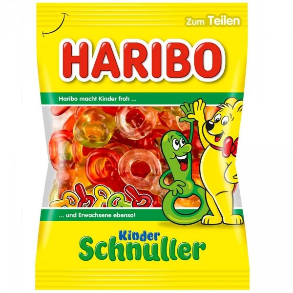 Haribo-Kinder-Schnuller-200g-żelki-smoczki