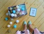 Cotton Ball Lights - dla każdego coś pięknego