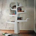 Regał drzewo 166x210x32 Wintertree 21st Living Art