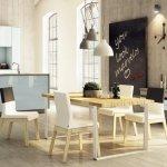 Stół Duży 180x90x80 Dablin Absynth
