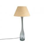 Lampa Stołowa szara wysoka LGH0192 Gie El