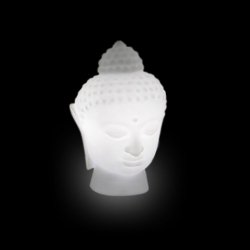 Lampa stojąca Buddha 22x34x20 Slide