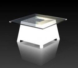Raffy Luminous Stolik