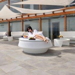 Giò BED sofa z wbudowanym oświetleniem Slide