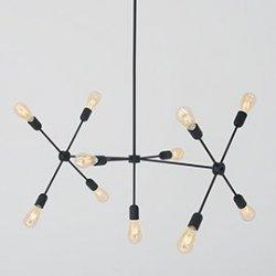 Lampa wisząca TRISO 11 – czarny