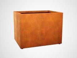 Donica metalowa - Corten LARGO 9 1200x900x900