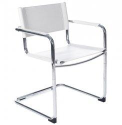 Krzesło Welcome Kokoon Design białe