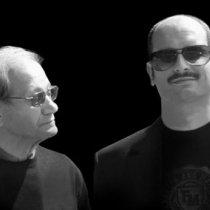 Maurizio Manzoni and Roberto Tapinassi