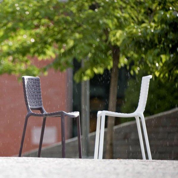 Nowoczesne krzesła do ogrodów Tatami 305