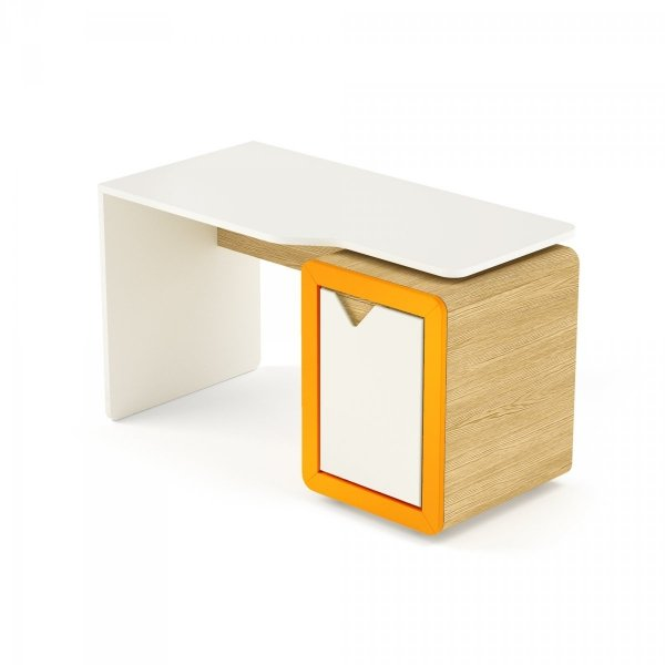 Biurko Frame z kontenerkiem Timoore