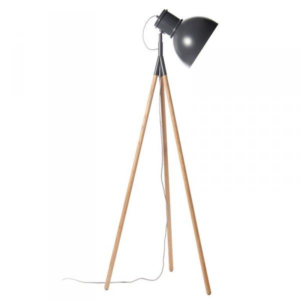 Doskonała lampa do podkreslenia industrialnego charakteru Twojego wnętrza