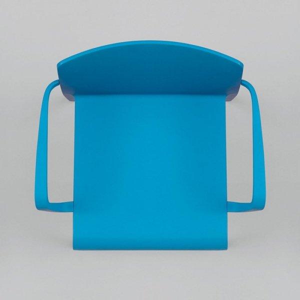 Designerskie krzesło z tworzywa Pedrali