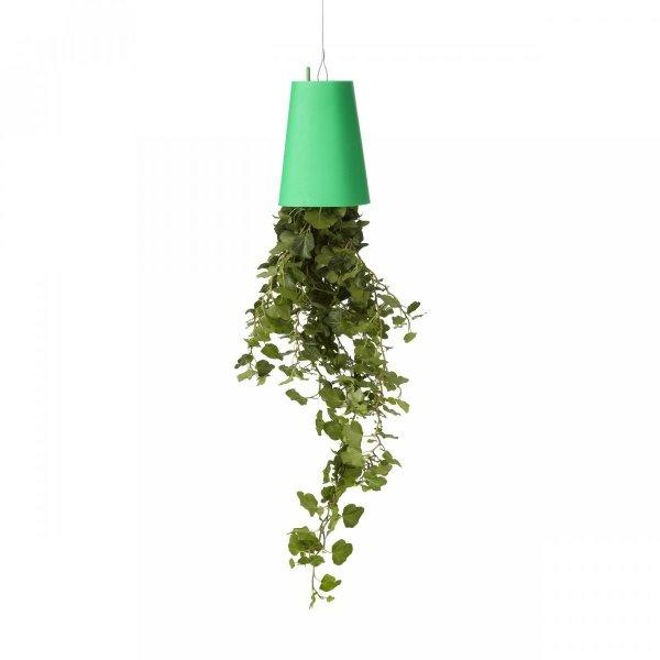 Boskke Sky Planter wisząca doniczka Recycled Small Zielona