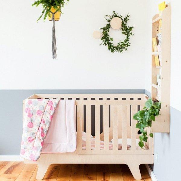 Piękne meble do pokoju dziecięcego Dream marki Nuki
