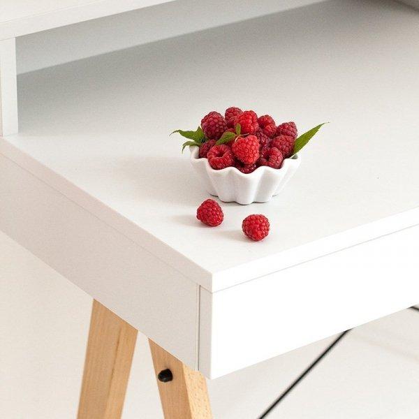 Piękne meble w skandynawskim stylu Minko są idealnie nie tylko do pokoju dziecięcego