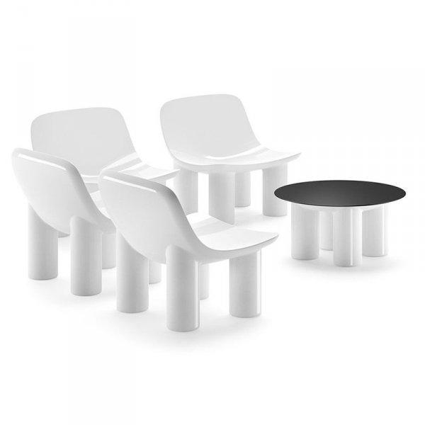 Designerskie meble zewnętrzne marki PLust
