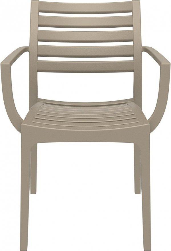 Krzesło Artemis Siesta taupe