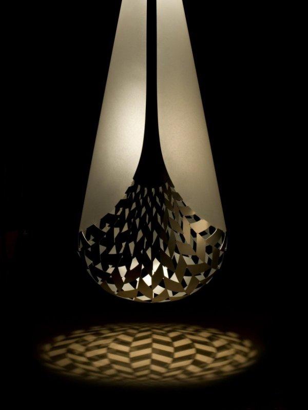 BASKET - H210cm Lampa Wisząca
