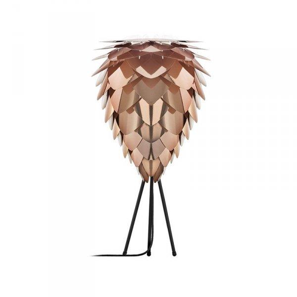 Conia z podstawą Tripod Table stanowi bardzi funkcjonalną lampkę nocną