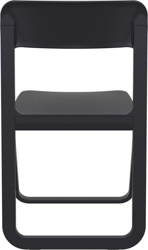 składane krzesło Dream Siesta czarne