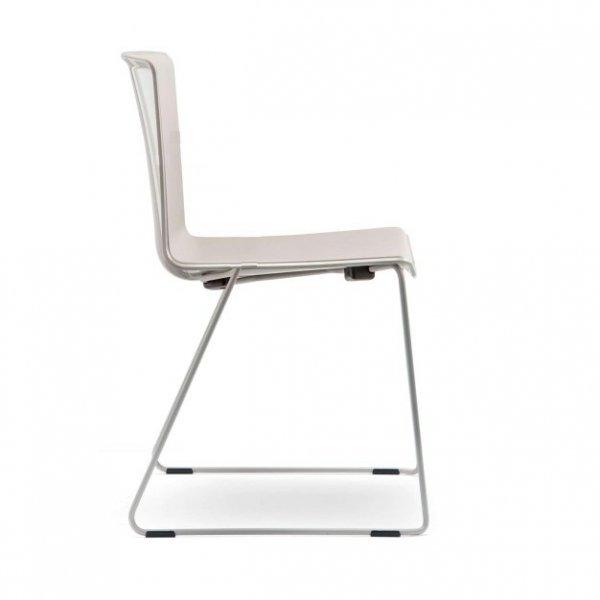 Tweet 897 Krzesło jednokolorowe Pedrali