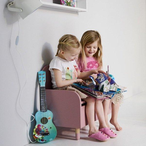 Nowoczesne meble dziecięce w 4 pięknych kolorach Flexa Play