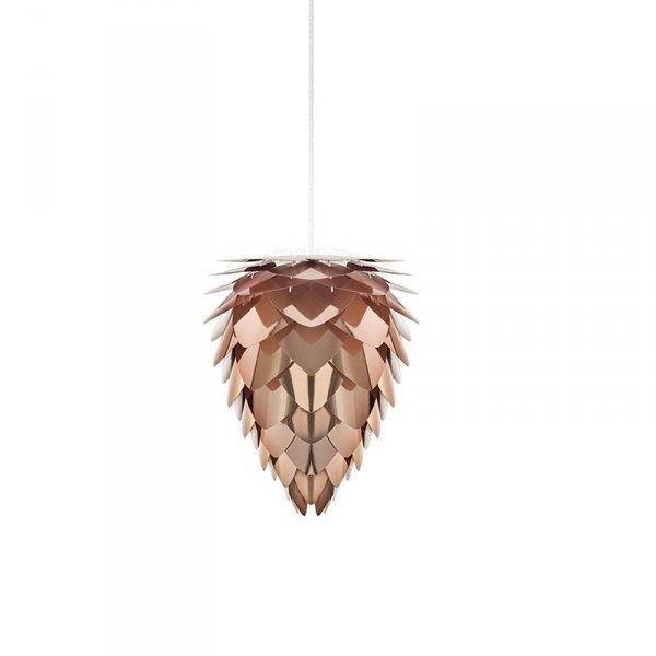 Designerskie lampy wiszące z abażurami Conia Mini