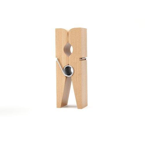 Mega Clipper Minko w naturalnym, drewnianym kolorze